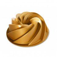 Nordic Ware Bakform Heritage Guld