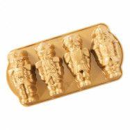 Nordic Ware Bakform Nutcracker Sweets