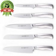 Backaryd 5-delsset med knivar