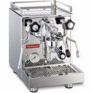 La Pavoni Cellini Evoluzione Espressomaskin stål LPSCOV01NO