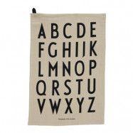 Design Letters - Design Letters Kökshandduk 60x40 cm   Beige