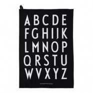 Design Letters - Design Letters Kökshandduk 60x40 cm   Svart