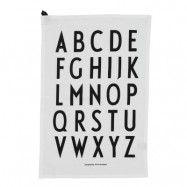 Design Letters - Design Letters Kökshandduk 60x40 cm   Vit