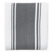 Dexam - Love Colour Handduk 45x70 cm Grå/Vit
