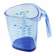 Dr Oetker Måttbägare 1 liter Blå