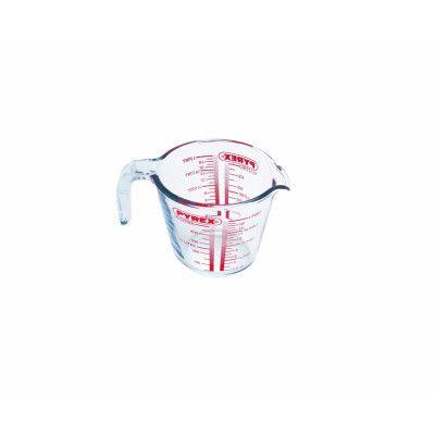 Pyrex Classic Måttbägare 0.5L Ugnsfast Glas