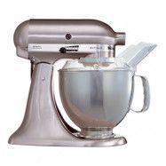 KitchenAid Artisan köksmaskin borstad nickel 4,8 L
