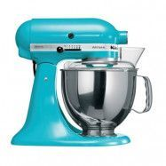 KitchenAid Artisan köksmaskin crystal blue 4,8 L