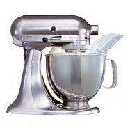 KitchenAid Artisan köksmaskin krom 4,8 L