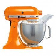 KitchenAid Artisan köksmaskin orange 4,8 L