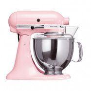 KitchenAid Artisan köksmaskin rosa 4,8 L