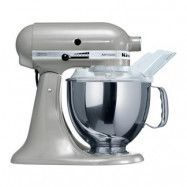 KitchenAid Artisan köksmaskin silvergrå 4,8 L