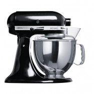 KitchenAid Artisan köksmaskin svart 4,8 L
