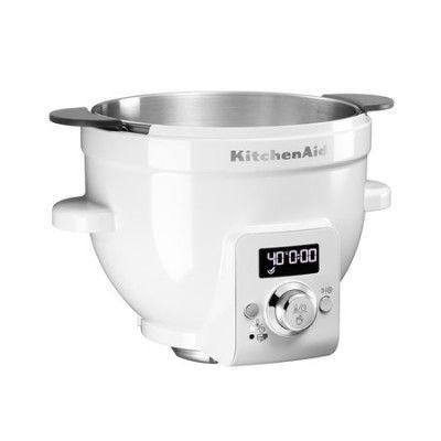 KitchenAid Artisan värmeskål till köksmaskin vit 1,9 liter