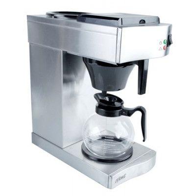 Exxent Kaffebryggare manuell påfyllning
