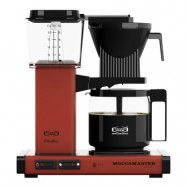Kaffebryggare Brick red