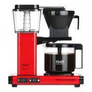 Kaffebryggare Röd KBG962AO