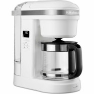 KitchenAid Classic 5KCM1208EWH kaffebryggare, Vit