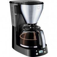 Melitta Easy Top Timer Kaffebryggare Svart