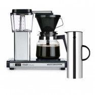 Moccamaster Kaffebryggare H741 + Stelton EM77 Rostfritt stål Giftbox