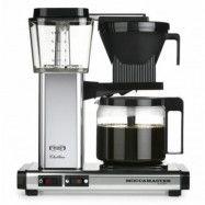 Moccamaster Kaffebryggare KBG741AO Polerad Silver