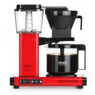 Moccamaster Kaffebryggare KBG741AO Röd