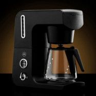Legacy Kaffebryggare Svart