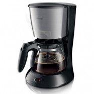 Philips Philips Kaffebryggare Svart/metall