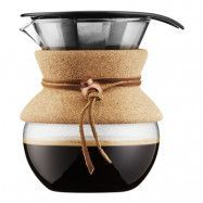 Pour Over Bryggare 0,5 l Filter Kork