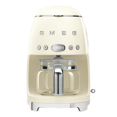 Retro Kaffebryggare Creme