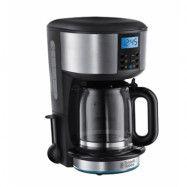 Russell Hobbs Buckingham Kaffebryggare 10 koppar, 24 timmars timer