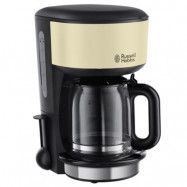 Russell Hobbs Colours Kaffebryggare Cream