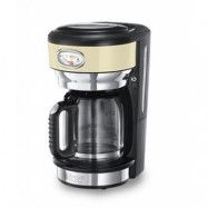 Russell Hobbs Kaffebryggare Retro 1,25 L Creme