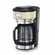 Russell Hobbs Kaffebryggare Retro 1,25 L Creme