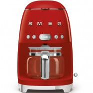 Smeg Kaffebryggare DCF02RDEU Röd