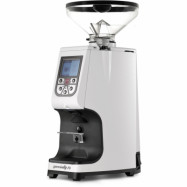 Eureka ATOM Specialty 75 elektrisk kaffekvarn, Vit