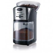 Kaffekvarn Svart-Silver