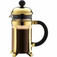 Bodum Chambord Guld kaffepress 3 Koppar 0,35 l m. fot