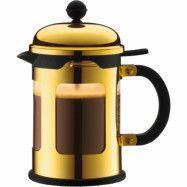 Bodum Chambord Guld kaffepress 4 Koppar 0,5 l utan fot