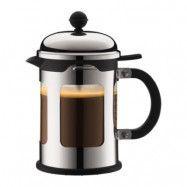 Bodum Chambord Kaffepress 4 koppar 50 cl Rostfritt stål