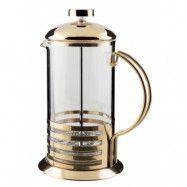 Dorre Kaffepressare rostfri glas förmässingad rymd 6 dl