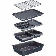 Kitchen Craft MasterClass Bakset 7 delar kvadratisk
