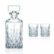 Whiskeykaraff och glas Noblesse