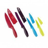 Funktion Knivset 4 delar nonstick