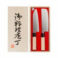 Knivset 2 knivar, 17 cm