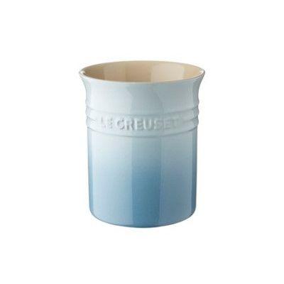 Le Creuset Bestick-&redskapsförvaring 1,1 L Coastal Blue