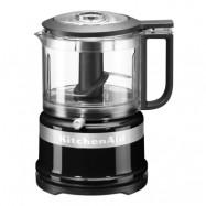 KitchenAid - Midline Matberedare Mini 0,83 L Svart