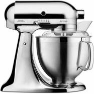 KitchenAid Artisan 5KSM185PSECR Stand Mixer 4,8L Chrome