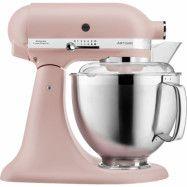 KitchenAid Artisan KSM185PSEFT Stand Mixer, Feather pink