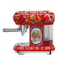Retro Espressomaskin D&G